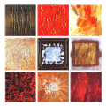 Designer  Multipanel Oil Painting 90