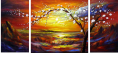 Premium Multipanel Oil Painting 362