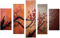 Designer  Multipanel Oil Painting 20